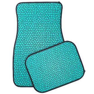 Mermaid Print Design Car Mats Auto Mat