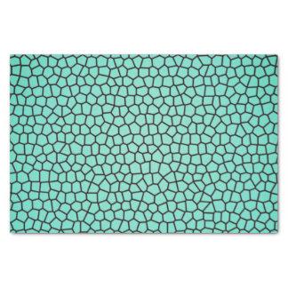 Mermaid Print Design Tissue Paper