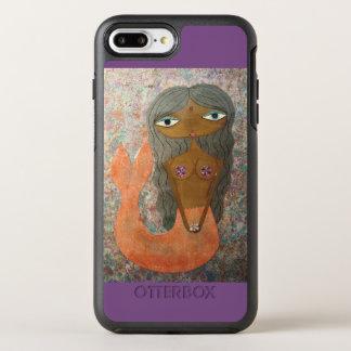 """Mermaid"" Purple iPhone 7 Plus OtterBox! OtterBox Symmetry iPhone 7 Plus Case"