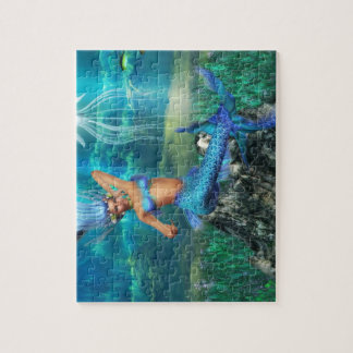 Mermaid Puzzle