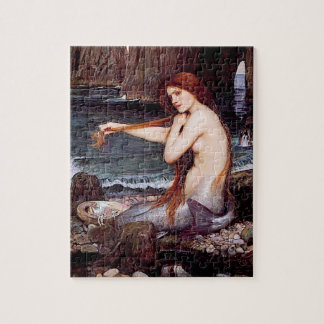 Mermaid - Puzzle