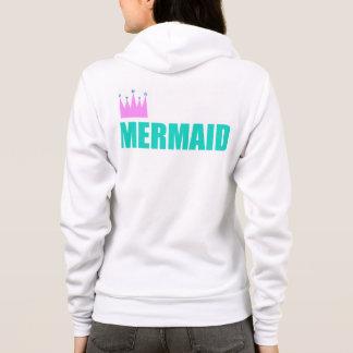 Mermaid Queen Sweat Shirt Hoodie Yoga 4 Mermaids
