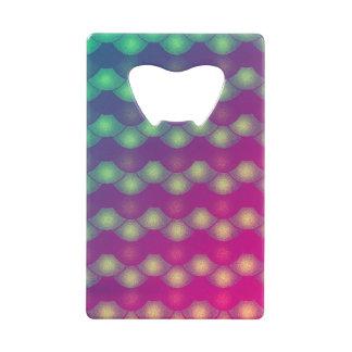 Mermaid Scales - Colorful Wallet Bottle Opener
