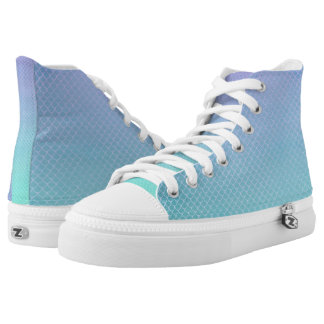 Mermaid Scales Sneakers