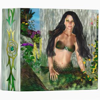 Mermaid Series VALARIE Spring Binders