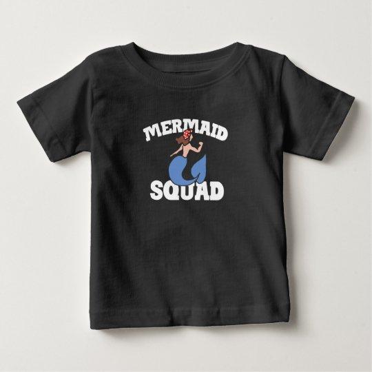 Mermaid squad baby T-Shirt