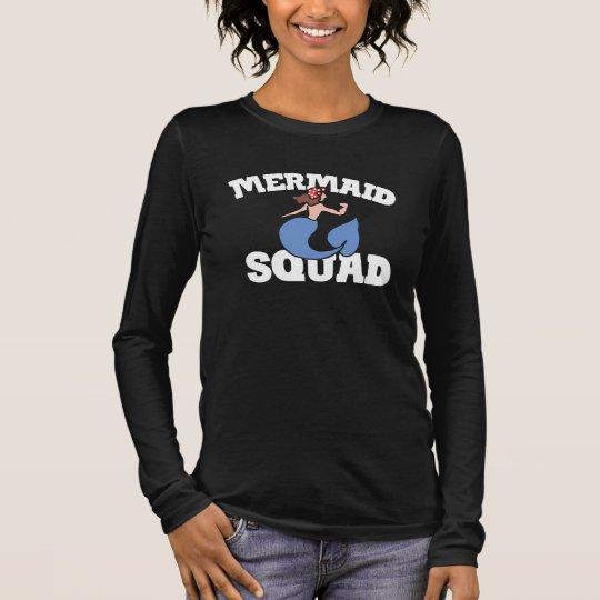Mermaid squad long sleeve T-Shirt
