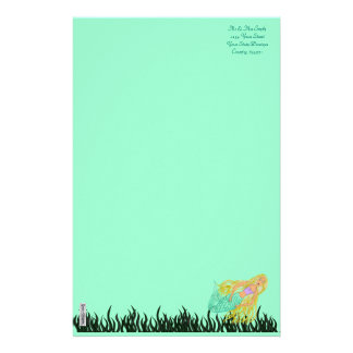 Mermaid Stationery