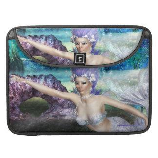 Mermaid Swimming Sleeves For MacBooks