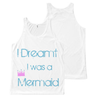 Mermaid Tank Top Dreaming