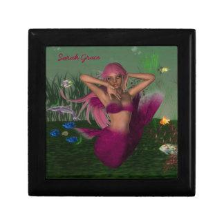 Mermaid Tile Box Gift Boxes