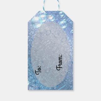 Mermaid Tribal Gift Tags