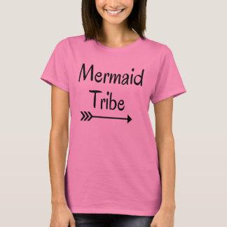 Mermaid Tribe Bachelorette Party Wedding Tshirt