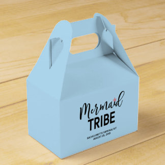 Mermaid Tribe Survival Kit Box