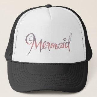 Mermaid Trucker Hat