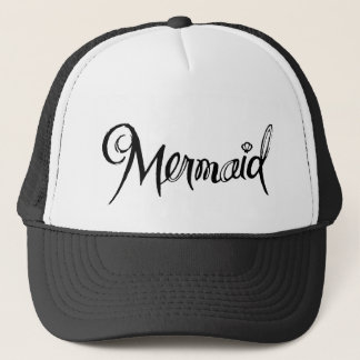Mermaid - trucker hat