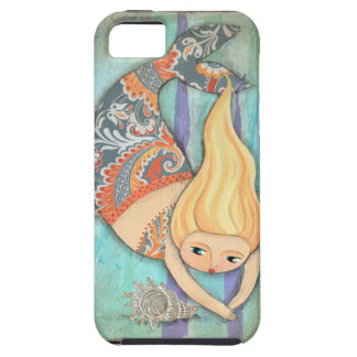 Mermaid Vibe iPhone 5/5S Case
