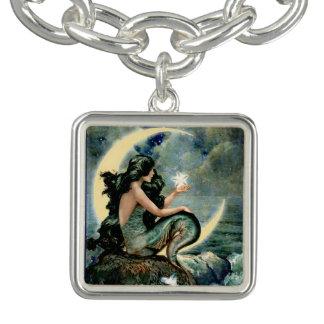 mermaid -wish-for-love-charm charm bracelet