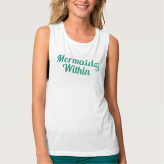Mermaid Within Tank Top