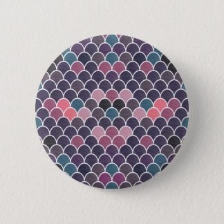 mermaid XI 2 Inch Round Button