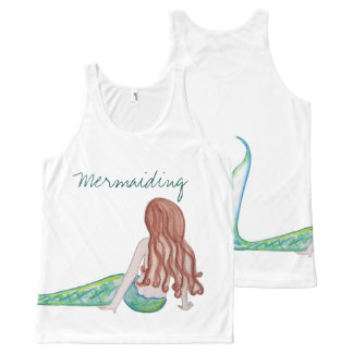 Mermaiding by Mostly Mermaid Designs