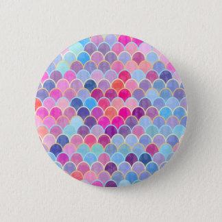 Mermaids 2 Inch Round Button