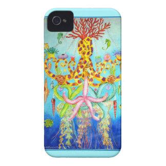 Mermaid's Chandelier iPhone 4 Cases