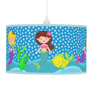 Mermaids - Light Up Your Life Lamps