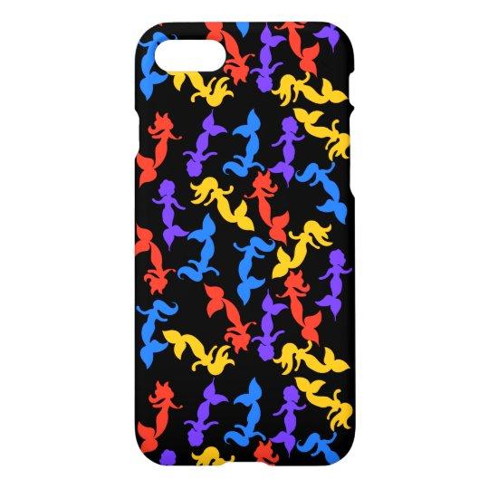 Mermaids pattern iPhone 8/7 case