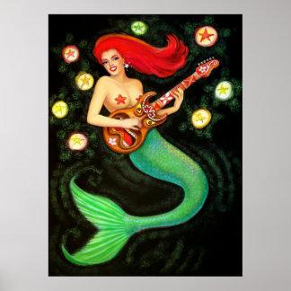 Mermaids Rock! Poster
