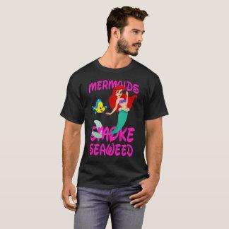 Mermaids - Smoke - Seaweed T-Shirt