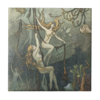 Mermaids Tile