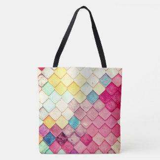 Mermaind Pop Tote Bag