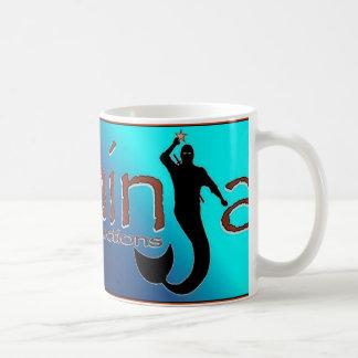 Merninja Coffee Mug