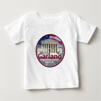 Merrick GARLAND Supreme Court Baby T-Shirt
