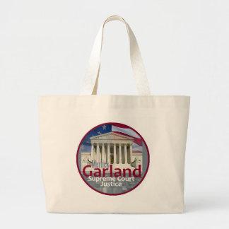 Merrick GARLAND Supreme Court Large Tote Bag