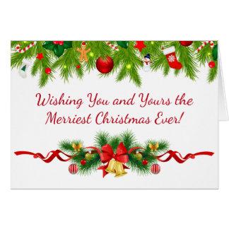 Merriest Christmas Cards, Merriest Christmas Greeting Cards ...