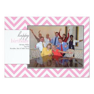 Merrill Lynch BHD Group Chevron Photocard Pink Card
