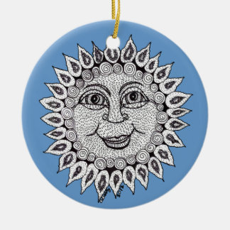 Merriment Sunshine Ornament