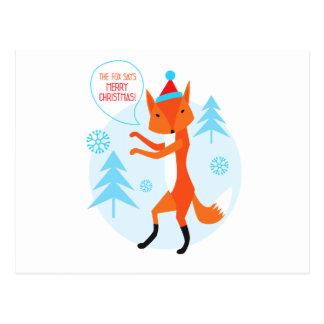 merry 2014 Xmas! Postcard