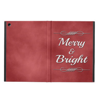 Merry and Bright iPad Air Case