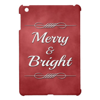 Merry and Bright iPad Mini Case