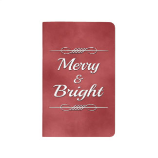 Merry and Bright Journal