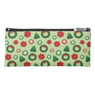 Merry and Bright pencil case