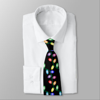 Merry and Bright Tie