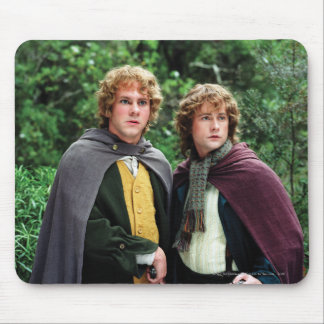 Merry and Peregrin Mouse Pad