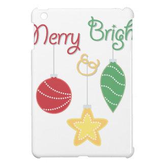 Merry & Bright iPad Mini Covers