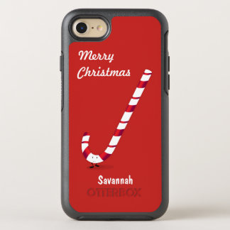 Merry Candy Cane | OtterBox Symmetry iPhone 8/7 Case