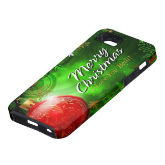 Merry Christmas 13 Case-Mate Case iPhone 5 Case