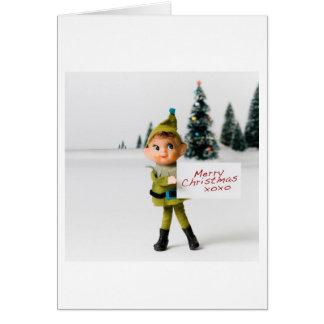 Merry Christmas 287 Card